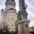 Monumentul Eroilor Patriei (detail), Cluj-Napoca.jpg
