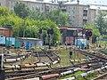 Moscow metro, Krasnaya Presnya depot (16636023801).jpg