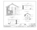 Moses Seymour Marsh Store, Pompey, Onondaga County, NY HABS NY,34-POMP,2- (sheet 2 of 6).png
