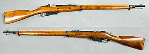 Mosin–Nagant - Mosin–Nagant Model 1891 Infantry Rifle