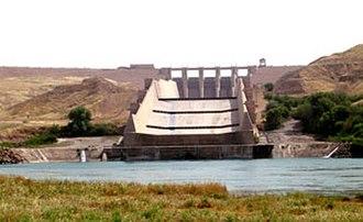 Battle for Mosul Dam - Mosul Dam