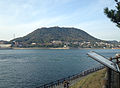 Mount Hinoyama from Kitakyushu, Fukuoka.JPG