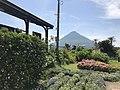 Mount Kaimondake and Nishi-Oyama Station.jpg