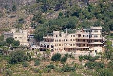 Moussa castle from across the valley.jpg