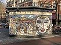 Mozaiek, Fabrice, Cornelis Schuytstraat foto 1.jpg