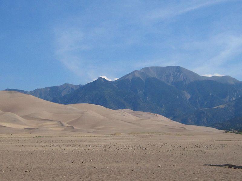 Mt Herard sand.JPG