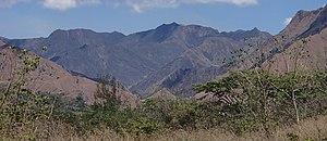 Mounts Iglit–Baco National Park - Image: Mts. Iglit Baco National Park, Occidental Mindoro, Philippines panoramio (1)