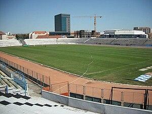 Stadionul Municipal (Sibiu) - Image: Municipal Sibiu
