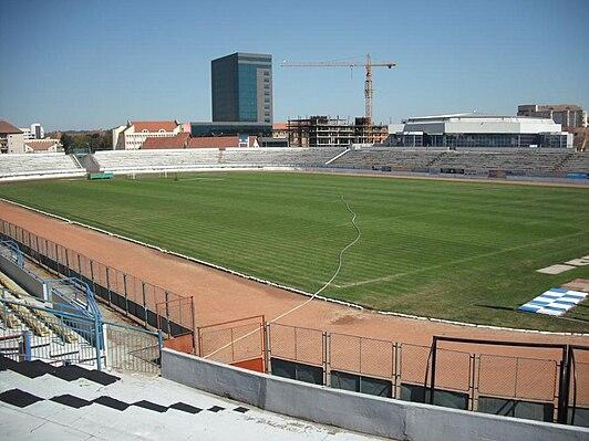 Stadionul Municipal (Sibiu)