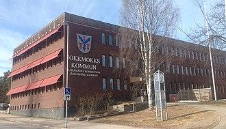 Jokkmokk Municipality - Jokkmokk Municipal Building