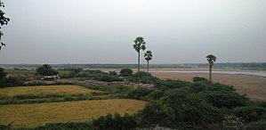 Kanchikacherla - Munneru, a tributary of the Krishna River-4 near Keesara Village (Kanchikicherla Mandal)