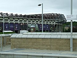Murrayfiled Stadium tram stop (geograph 4018219).jpg