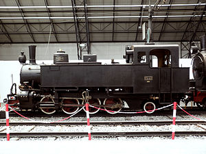 0-8-2 - Italian narrow-gauge 0-8-2T