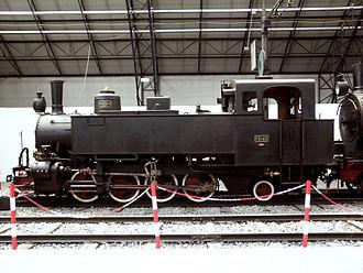 0-8-2 - Italian narrow-gauge 0-8-2T