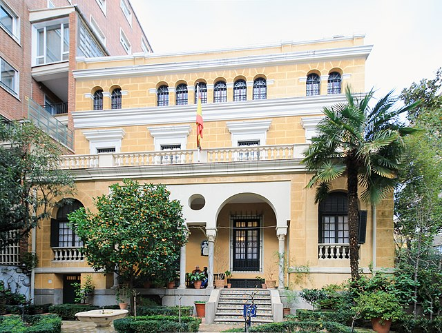 Museo Sorolla Madrid.Museo Sorolla Museum And Gallery In Madrid Spain Travel Guide