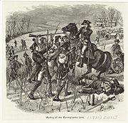 Mutiny of the Pennsylvania line