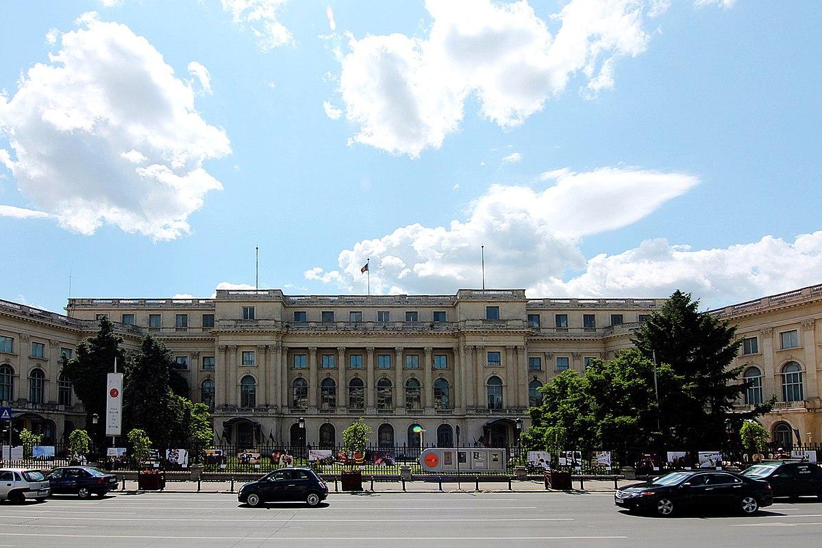 Royal Palace Of Bucharest Wikipedia