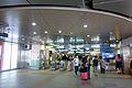 MyogadaniStation-ticketgates-March31-2015.jpg
