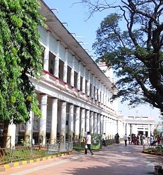 Mysore–Bangalore line - Mysore Junction