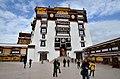 Nádvoří v Potale - Lhasa - panoramio.jpg
