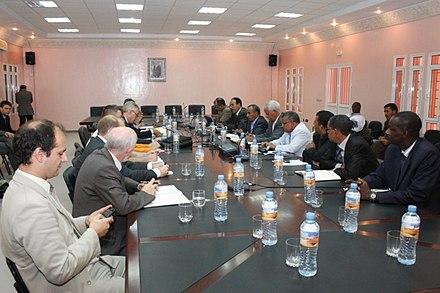 Absence de femmes lors des négociations pour un accord de pêche entre la  Mauritanie et l Union européenne. a74da524d64