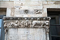 Nîmes-Maison Romane-Décor sculpté-20140526.jpg