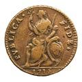 Nödmynt, 1716 - Skoklosters slott - 109375.tif