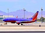N753SW Southwest Airlines 1999 Boeing 737-7H4 C-N 29848 (5902577551).jpg