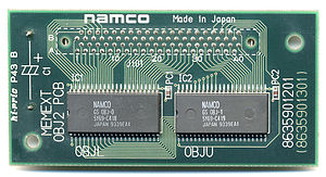 Namco NB-1 - NB-1 MEMEXT OBJ2 PCB