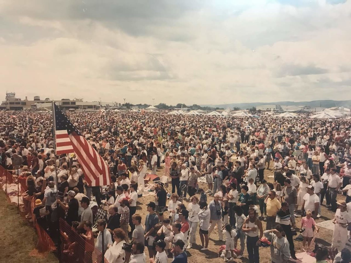 Pennsylvania Air Balloon Mail: Northeastern Pennsylvania Air Show