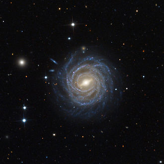NGC 521 - Image: NGC521 Spiral Galaxy from the Mount Lemmon Sky Center Schulman Telescope courtesy Adam Block