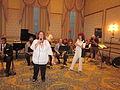 NOLA Jazz Camp 2012 Concert Orleans Ballroom Leslie Banu.JPG