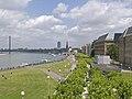 NRW, Düsseldorf - Rheinuferpromenade 06.jpg