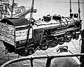 NSWGR Class D.59 Locomotive Unloading Wharf 23 Pyrmont.jpg
