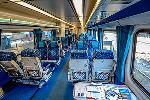 New South Wales XPT - First Class