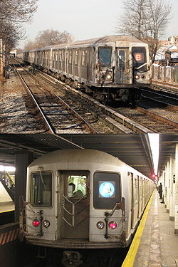 R40 (New York City Subway car) - Wikipedia