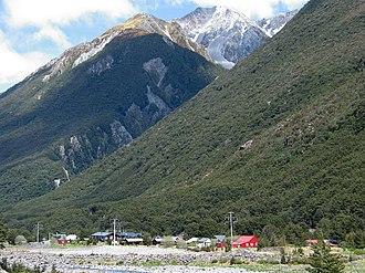 Arthur's Pass - Arthur's Pass Village