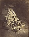 Nadar, The Catacombs of Paris. The Pause, 1862.jpg