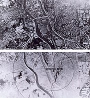 Nagasaki 1945 - Before and after (adjusted)