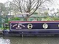 Narrow boats, Skipton Canal (5) - geograph.org.uk - 871378.jpg