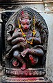 Narsingha Statue Bhaktapur Durbar Square Bhaktapur Nepal Rajesh Dhungana.jpg