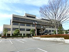Nasushiobara city hall.JPG