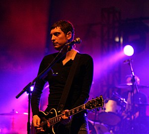 Snow Patrol - Nathan Connolly was asked to join the band in 2002.
