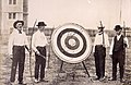 National Archery Contest Team competition at the 1904 Olympics.jpg