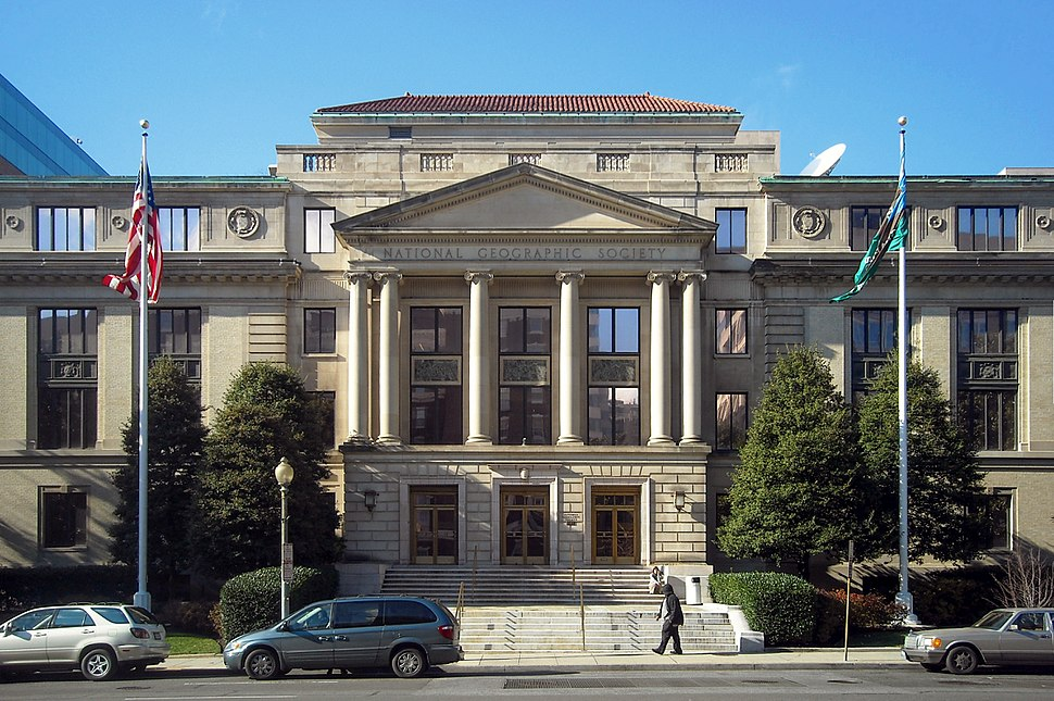 National Geographic Society Administration Building
