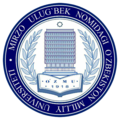 National University of Uzbekistan Logo.png