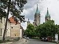 Naumburg Dom Westtuerme.jpg