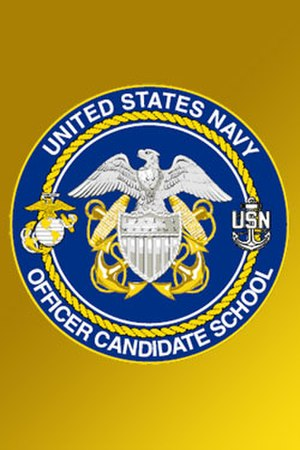 Officer Candidate School (United States Navy) - Image: Navy Officer Candidate Logo