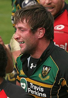 Neil Best Rugby player