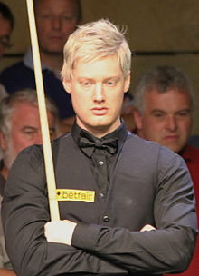 Neil Robertson (snooker player) - Wikipedia, the free encyclopedia